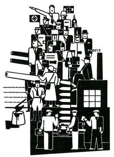 Isotype images by Gerd Arntz