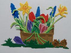 """""""Lentebloemen""""door Sylvia H."""