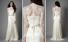 Fliessende Brautkleider Catherine Deane - #Hochzeitskleider