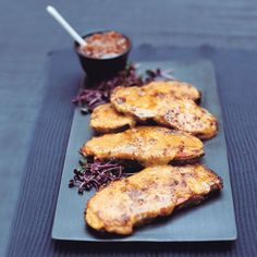 Welsh rarebit with ham - Woman And Home