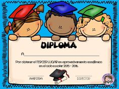 Teacher Binder, Teacher Hacks, Preschool Graduation, Learning Resources, Clip Art, Classroom, Education, Worksheets, Frames