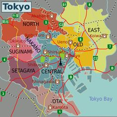 Itinerary : 6 days in Tokyo & much more - The. EstherChew