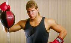 Tommy Gunn in the making..........A legend in the making! :))