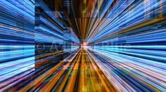 Futuristic Digital Light Technology 10805