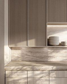Interior Design Kitchen, Home Design Decor, House Design, Home Decor, Japanese Home Design, Japanese House, Minimalist Architecture, Interior Architecture, Style At Home