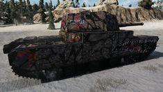 WoT Type 5 Heavy (YodaSchlumpf Skin) 10130 DMG 1819 EXP
