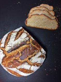 Roggen-Dinkelbrot…ein Brot für jeden Tag – Backen mit Leidenschaft