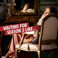 Can we get on with it already? #TheRoyals
