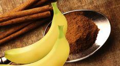 Zázrak na počkanie- banán so škoricou. Vypite ho pred spaním a neuveríte!