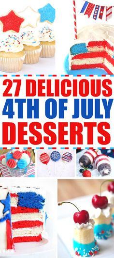 27 Delicious 4th of