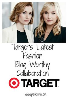 Target's Latest Fashion Blog-Worthy Collection with WhoWhatWear.com - this collaboration is a bit different than their previous ones.  Read on to see how!