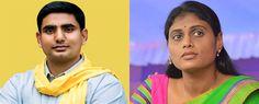 Can NaRa Lokesh, Sharmila conquer Telangana? - read complete story click here...... http://www.thehansindia.com/posts/index/2014-12-19/Can-NaRa-Lokesh-Sharmila-conquer-Telangana-121947
