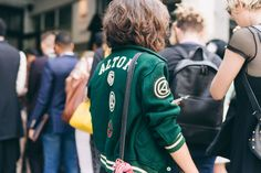 Best Summer Street Style at New York Fashion Week Men's Spring 2017 Photos | W…