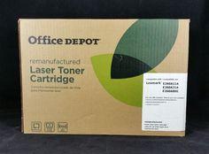 E260A11A Toner Print Cartridge for Lexmark E260 E460DN E460DW E460dtn Printer #Lexmark