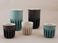 Ceramic Design, Glass Design, Decoration Plante, Kitchen Cutlery, Celine, Cosmetic Bottles, Ceramic Studio, 3d Prints, Pottery Designs