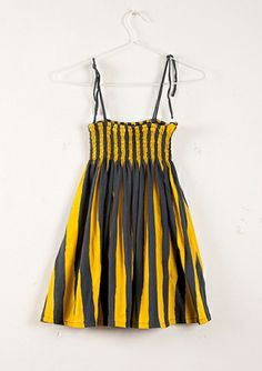 Dress/Skirt smoke Stripes - Bobo Choses
