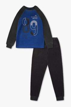 Pyjamas - 2 piece now at the C&A online shop – Fast delivery✓ Top quality✓ Great prices✓ Velour Fabric, Pajama Top, Suits You, Pyjamas, Sustainable Fashion, Coats For Women, Wetsuit, Latest Fashion, Long Sleeve Tops