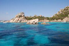 Isola di Spargi Sardinia