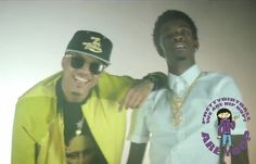 AUGUST ALSINA  RICH HOMIE QUAN