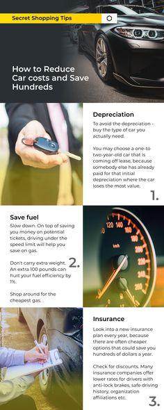 Car costs are unavoidable, but there are a number of steps you can take to keep them on the low side.   Use our 7 pieces of advice in order to avoid unlimited money waisting.