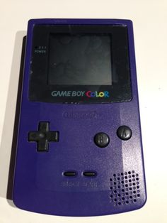 Console GameBoy Color Violet / Purple (1998)