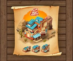 Resort. iOS Game on Behance