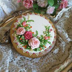 Roses around by Teri Pringle Wood