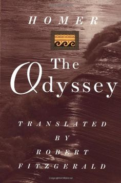 The Odyssey: The Fitzgerald Translation Homer Related episode: Colors