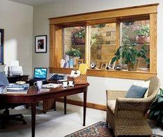 Basement Egress Window- now THAT is a window well!