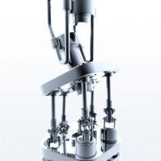Axial Piston Engine