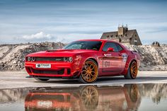Dodge Challenger Hellcat PD900HC by Prior Design