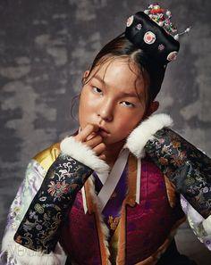 NEW KOREAN FACES