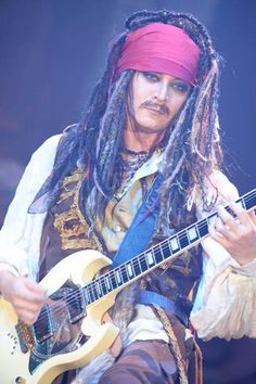 K.A.Z Vamps Jack Sparrow