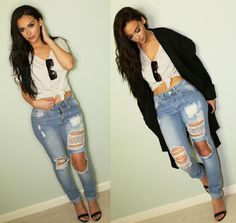 4 Affordable Outfits! | the Fashion Bybel @carlibybel