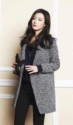 Jun Ji Hyun for HSTYLE