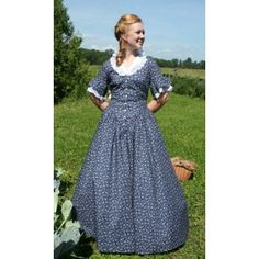 Calico Prairie Dress Old Fashion Dresses Modest Outfits