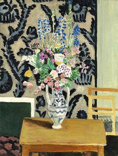 Bouquet de Fleurs pour le Quatorze Juillet, 1919, Henri Matisse (1869-1954).
