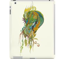 Toll paplan = Feather duvet Traditional watercolor painting The foetus of your inner mind-circus  feather flourish surreal watercolor traditional painting dream fae faery woodland fantasy whimsical botanical wings quill scallop floral spirals hedge gaia angel leafy colorful circus mystical spiritual ornamental