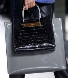 Balenciaga Riffs on Shopping Bags for Fall 2014 - PurseBlog