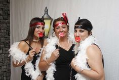 Roaring 20's Birthday Party Ideas | Photo 2 of 36 | Catch My Party