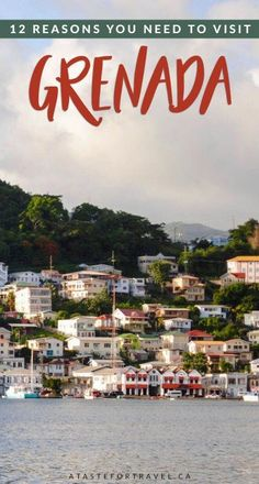 Grenada in the Carribean is great for more than just a honeymoon! With tons of things to do, here's WHY you need to visit now!