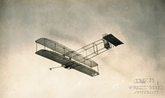 Wright brother´s experimental glider (1911)