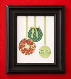 Hanging Ornament Artwork
