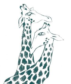 Year of the Giraffe | by Carla Sonheim