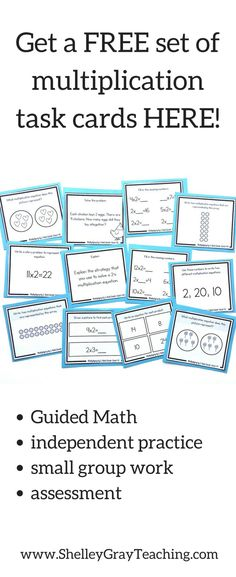 372 best Multiplication & Division images on Pinterest | School, 3rd ...