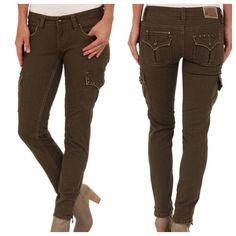 Antique Rivet Khaki pants Antique Rivet Khaki Pants! New with tags! Size: 24 Antique Rivet Jeans