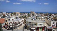 Gazimağusa | Αμμόχωστος | Famagusta itt: Cyprus Old City, Cyprus, Historical Sites, Four Square, Seaside, Mansions, House Styles, Beach, Beautiful
