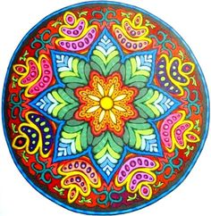Mandalas templates for painting (color). Discussion on LiveInternet - Russian Service Online Diaries