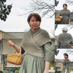 Knitting a Homemade Tess D Urbervilles Shawl The Homestead Survival - Homesteading -
