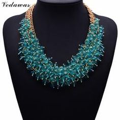 Cheap jewelry wire, Buy Quality jewelry usb flash drive directly from China jewelry display for bracelets Suppliers: 2017 NEW Hot Sale Z Fashion Necklace Collar Bib Necklaces & Pendants Chunky Crystal Statement Necklace Jewelry For Women Colar Fashion, Fashion Necklace, Fashion Jewelry, Women Jewelry, Beaded Jewelry, Jewelry Necklaces, Beaded Necklace, Pendant Necklace, Diamond Jewelry